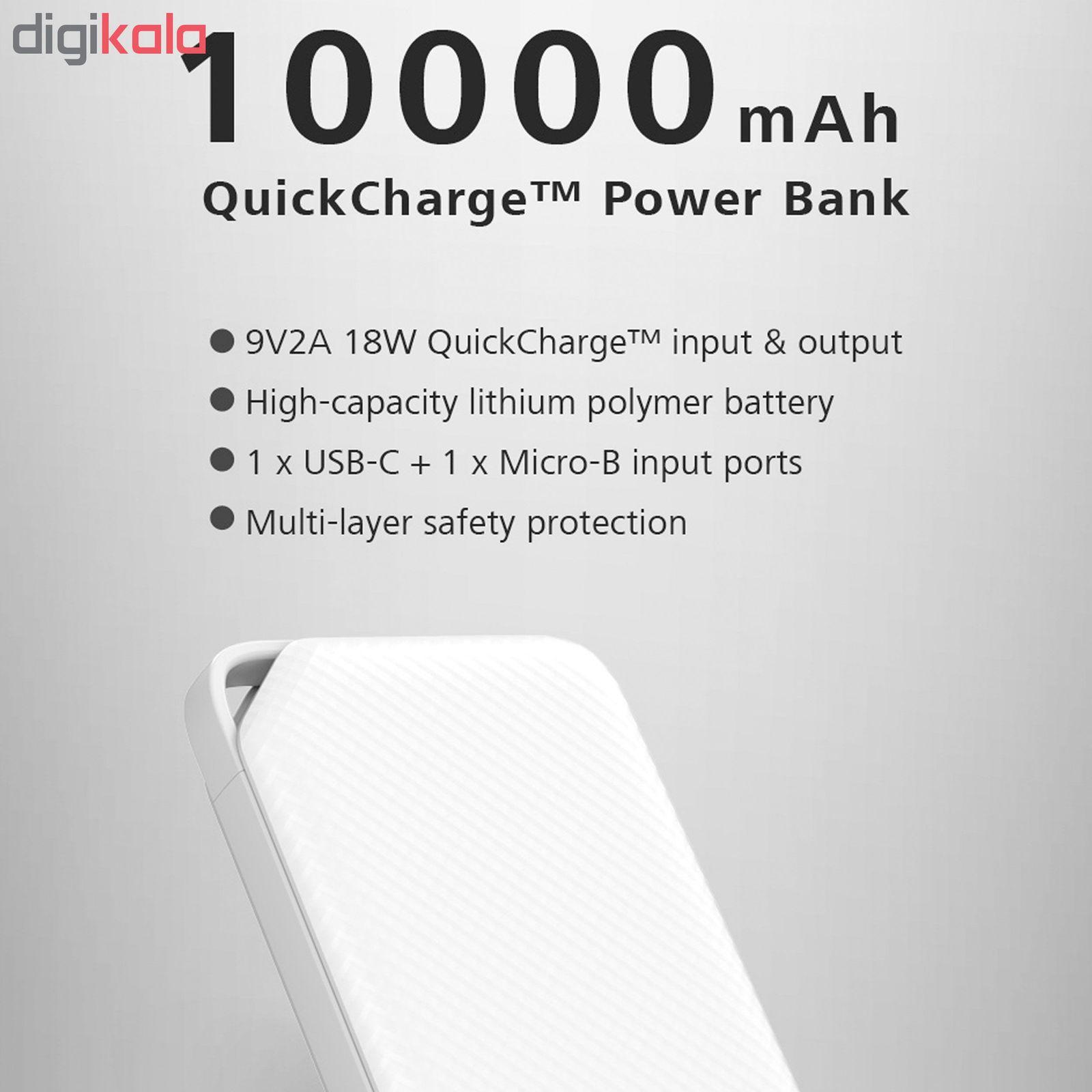 شارژر همراه هوآوی مدل Honor AP08L ظرفیت 10000 میلی آمپر ساعت main 1 14