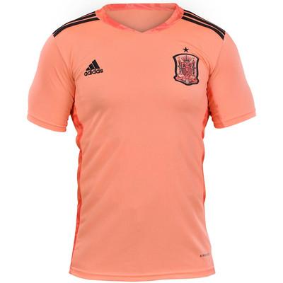 تصویر تیشرت ورزشی مردانه طرح دروازبانی اسپانیا کد 19-20