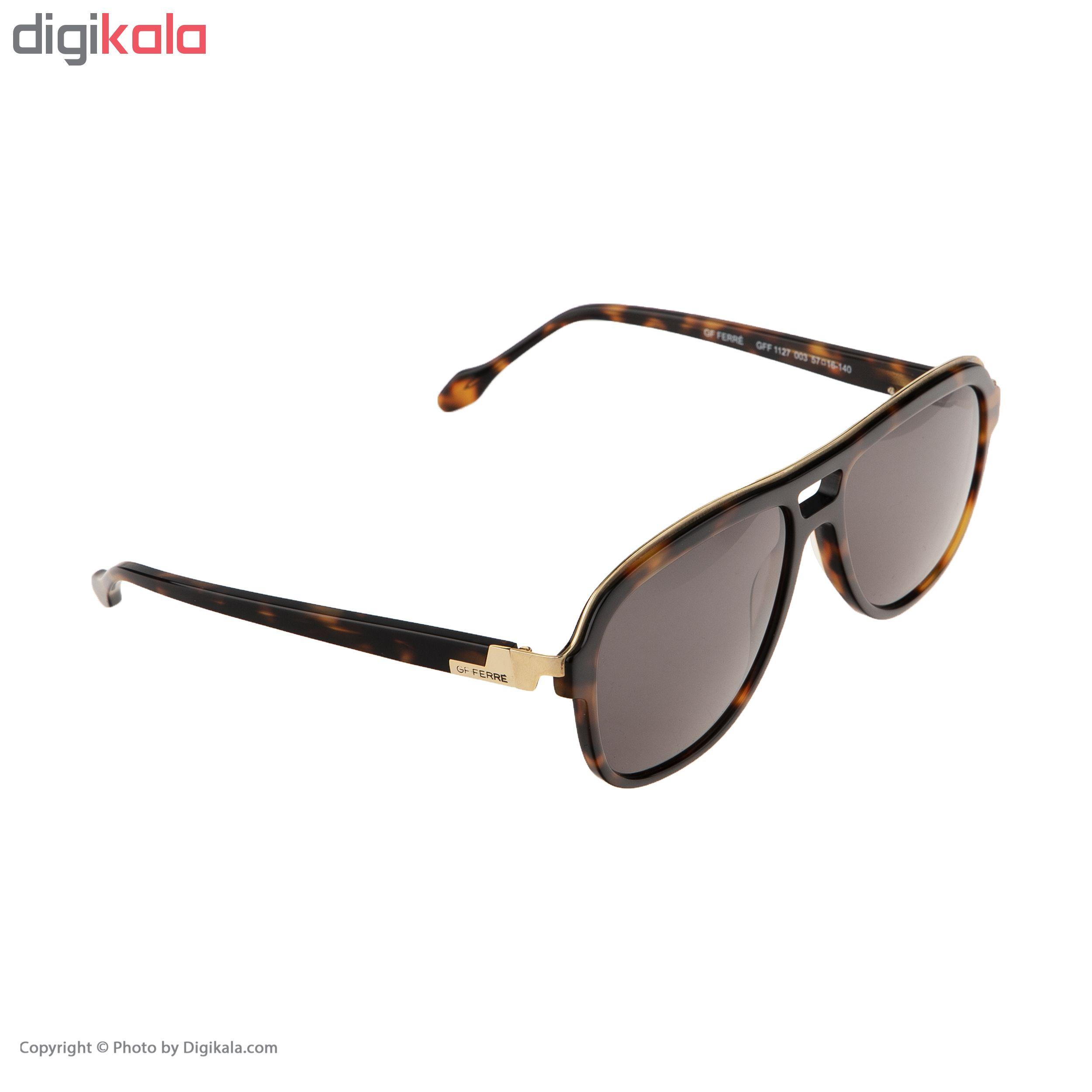 عینک آفتابی مردانه جی اف فره مدل  GFF1127/003