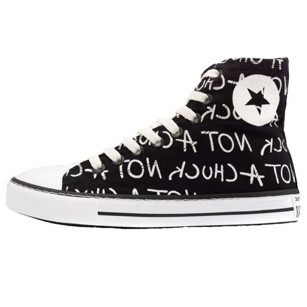 کفش مخصوص پیاده روی زنانه طرح Not A Chuck