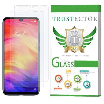 محافظ صفحه نمایش تراستکتور مدل GLS مناسب برای گوشی موبایل شیائومی Redmi Note 7 بسته 2 عددی