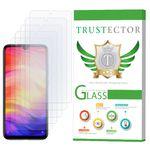 محافظ صفحه نمایش تراستکتور مدل GLS مناسب برای گوشی موبایل شیائومی Redmi Note 7 بسته 5 عددی thumb