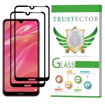 محافظ صفحه نمایش تراستکتور مدل GSS مناسب برای گوشی موبایل هوآوی Y7 2019 بسته 2 عددی