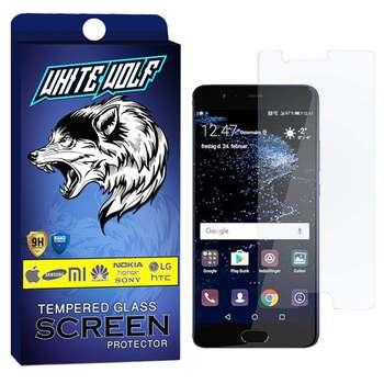 محافظ صفحه نمایش وایت ولف مدل WGS مناسب برای گوشی موبایل هوآوی P10