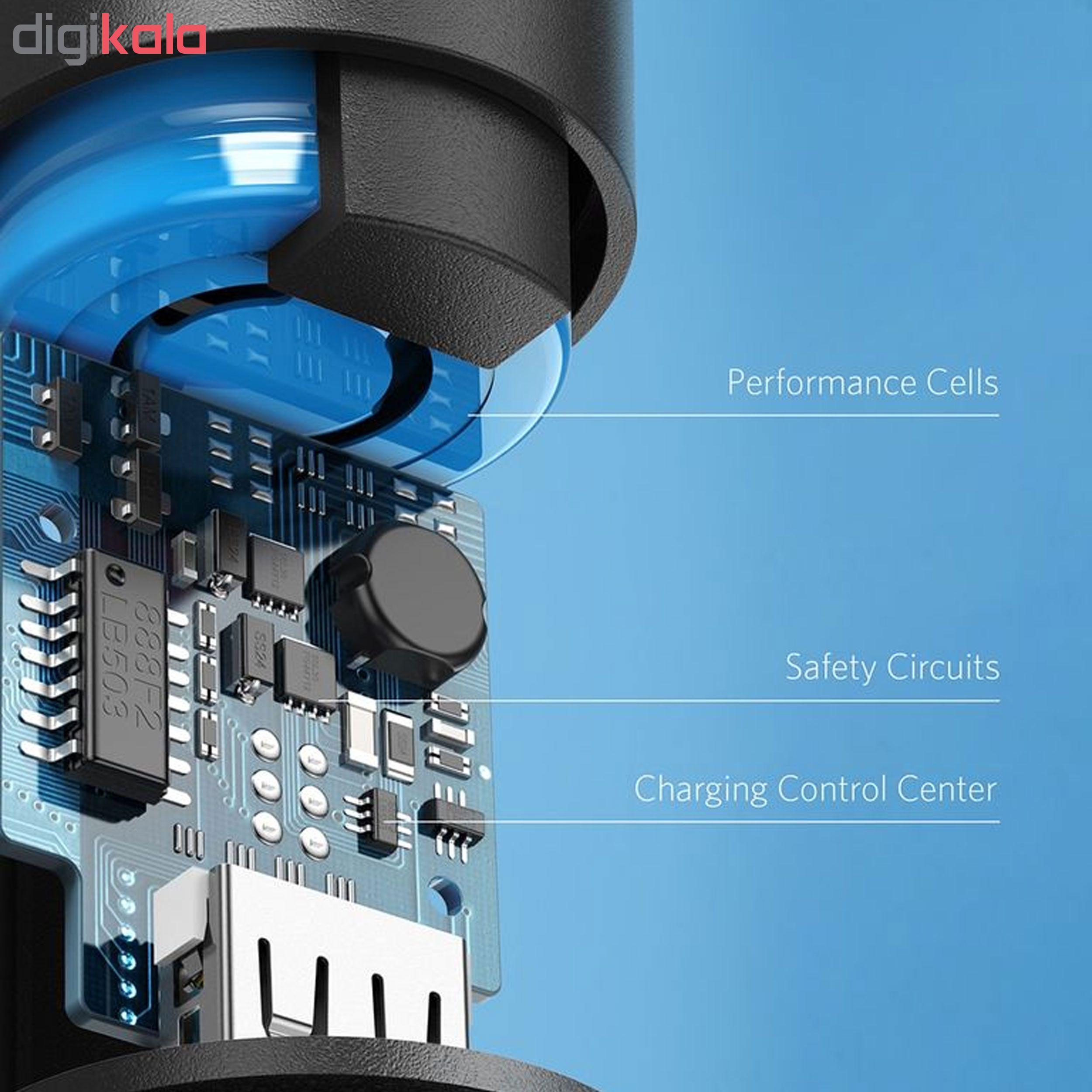 شارژر همراه انکر مدل A1109 PowerCore با ظرفیت 5000 میلی آمپر ساعت main 1 12