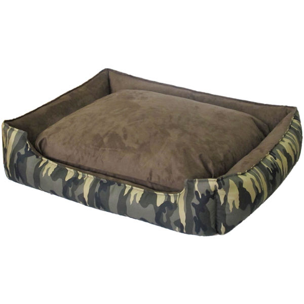 جای خواب سگ و گربه مدل ارتشی کد AR30