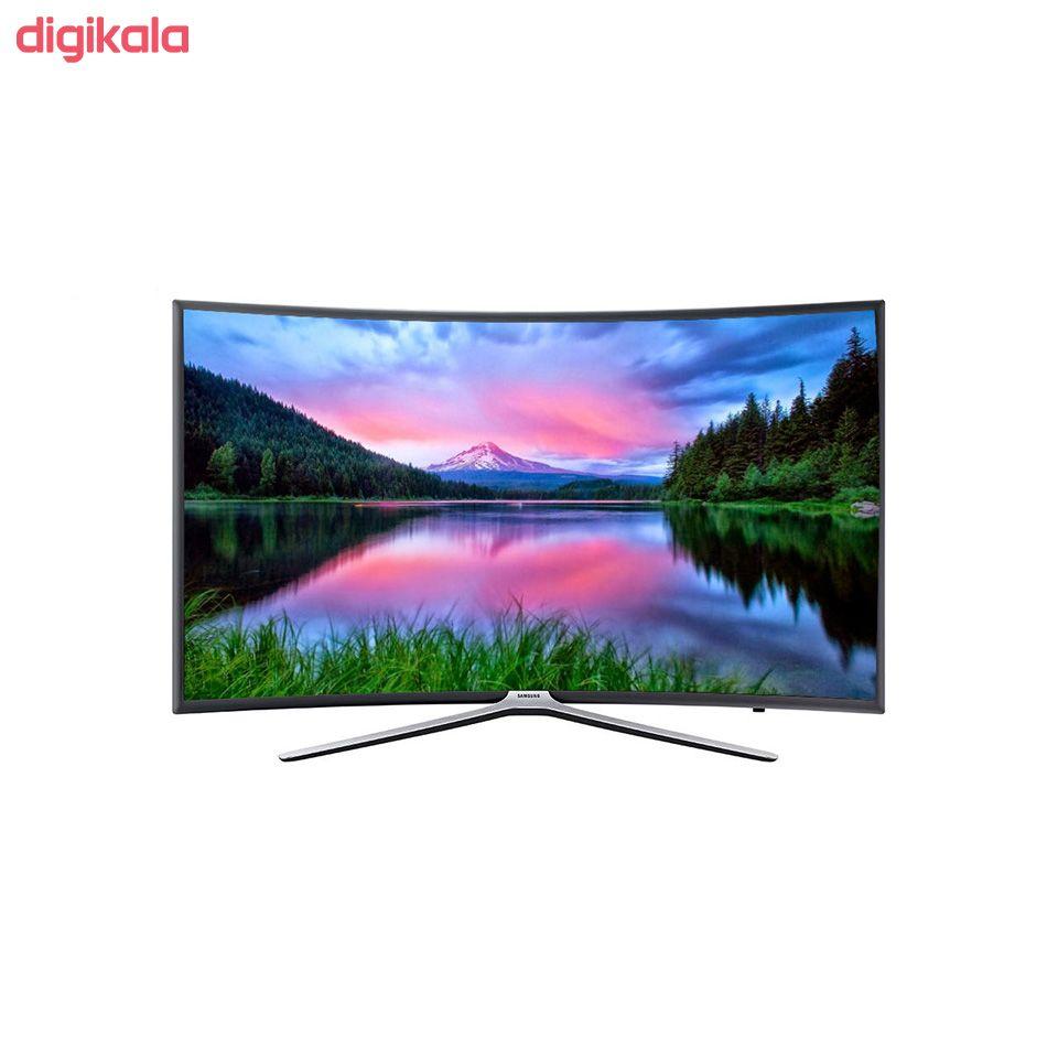 تلویزیون ال ای دی هوشمند خمیده سامسونگ مدل 49N6950 سایز 49 اینچ main 1 7