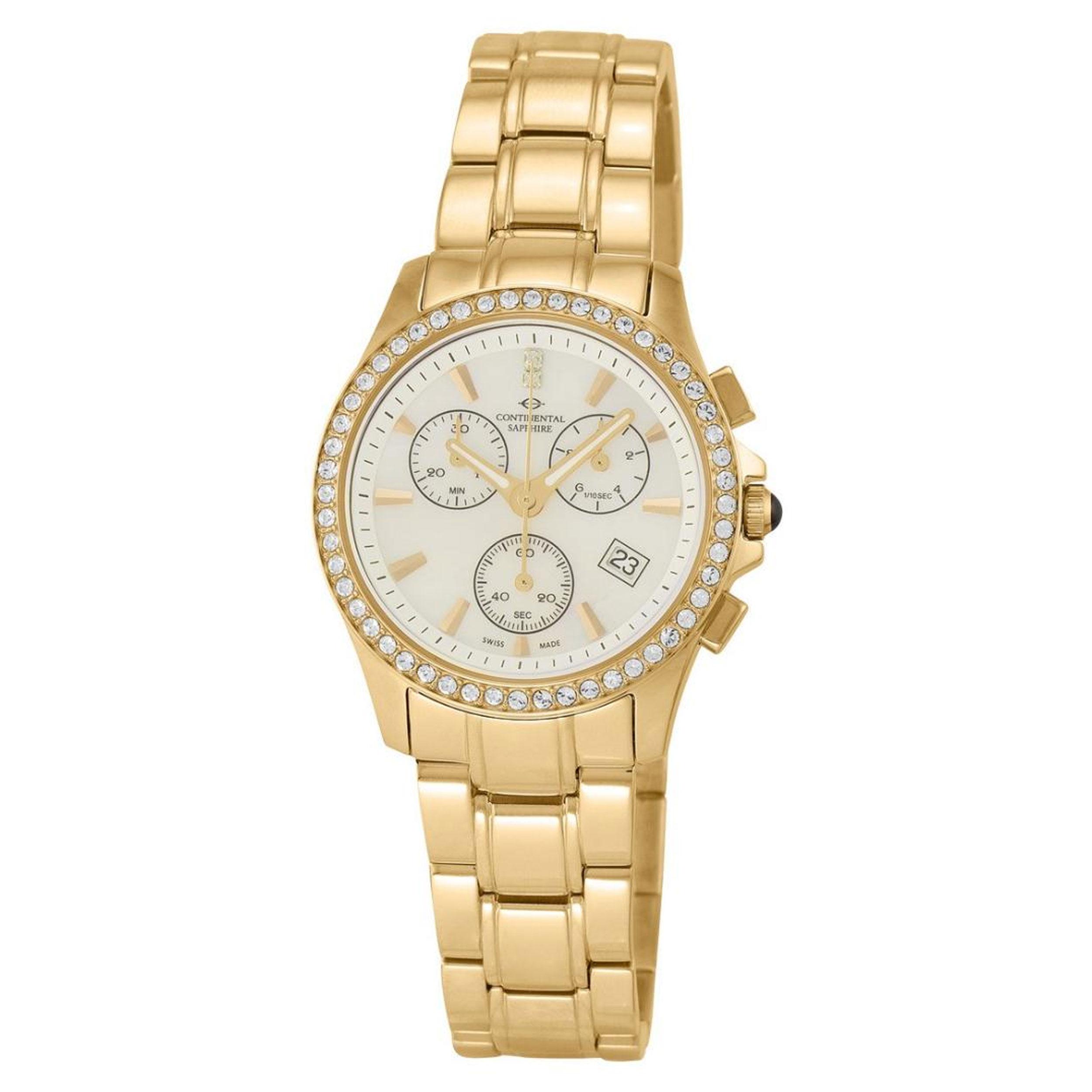 ساعت مچی عقربه ای زنانه کنتیننتال مدل 1350-235C