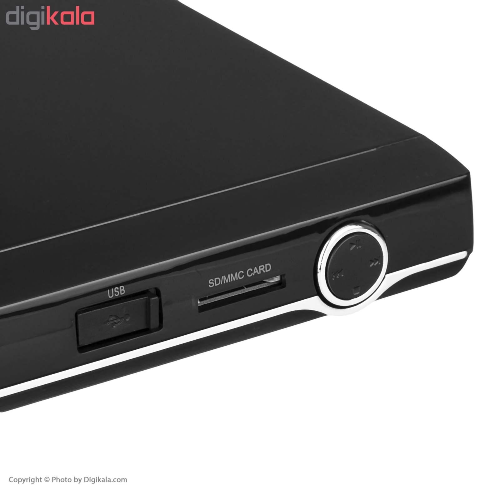 پخش کننده دی وی دی جی پلاس مدل GDV-HJ357N main 1 7