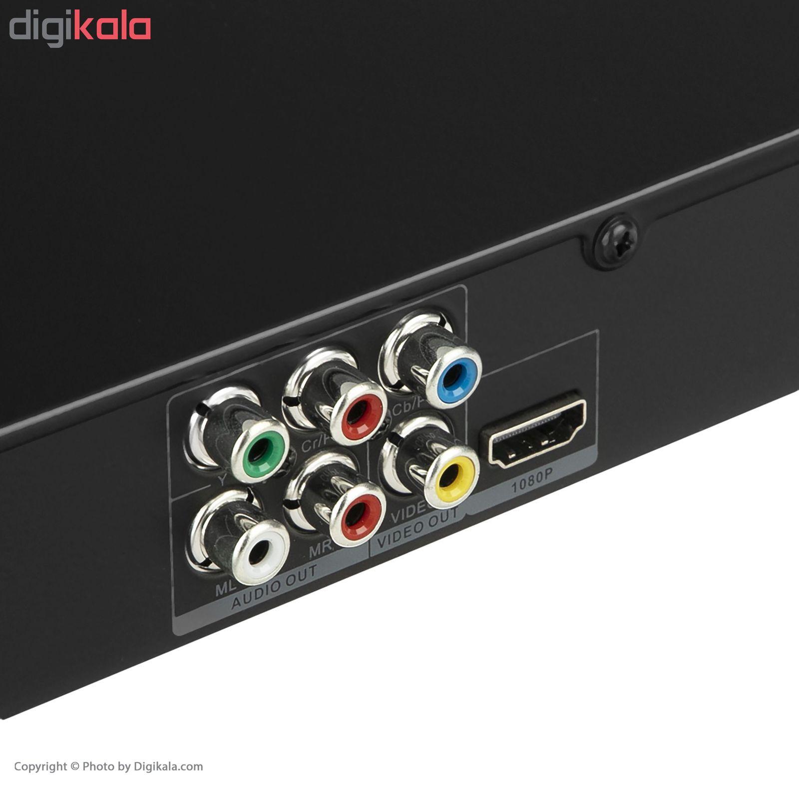 پخش کننده دی وی دی جی پلاس مدل GDV-HJ357N main 1 10