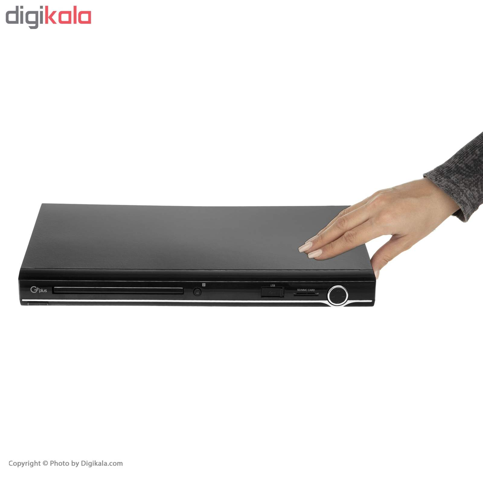 پخش کننده دی وی دی جی پلاس مدل GDV-HJ357N main 1 11