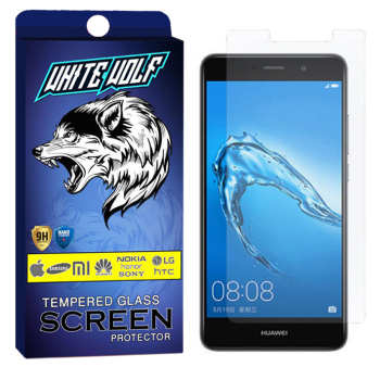 محافظ صفحه نمایش وایت ولف مدل WGS مناسب برای گوشی موبایل هوآوی Y7 Prime