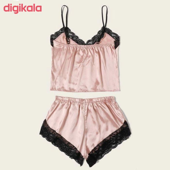 لباس خواب زنانه کد 01-T-875 main 1 2
