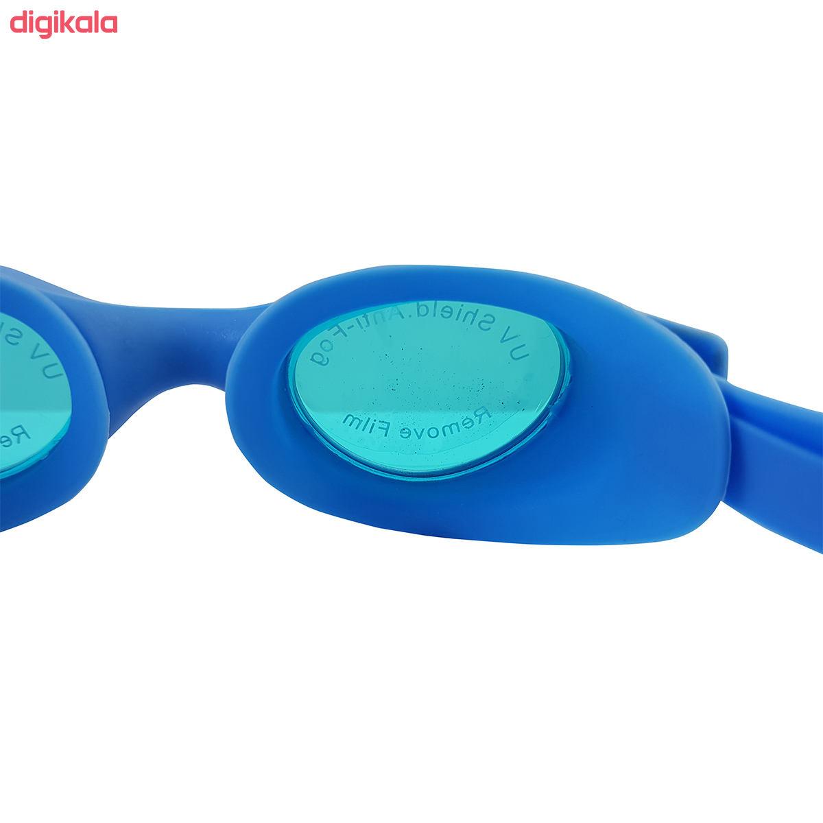 عینک شنا فری شارک مدل YG-502 main 1 2