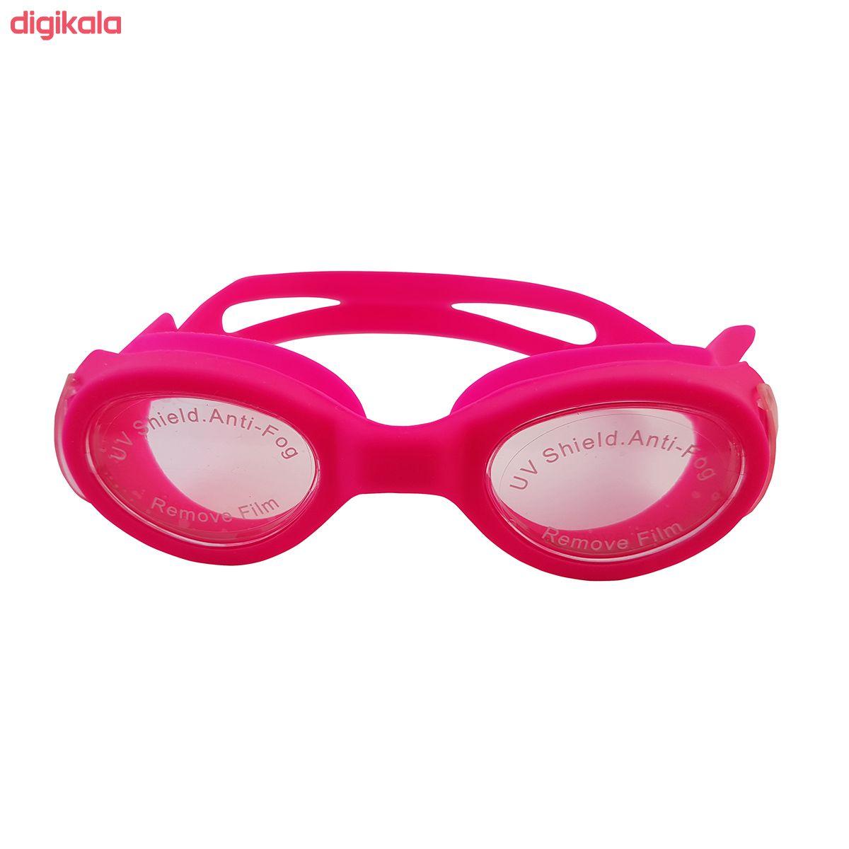 عینک شنا فری شارک مدل YG-502 main 1 4