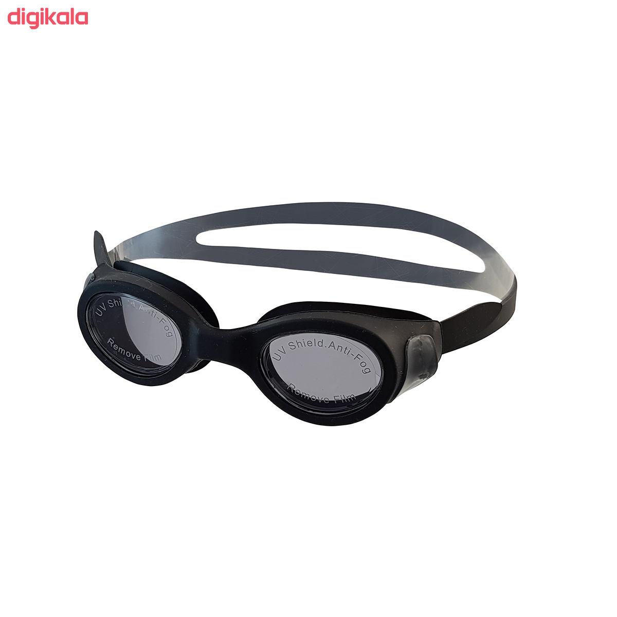 عینک شنا فری شارک مدل YG-502 main 1 9