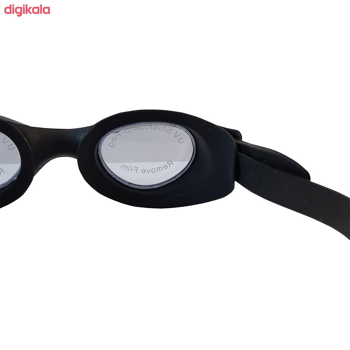 عینک شنا فری شارک مدل YG-502 main 1 10