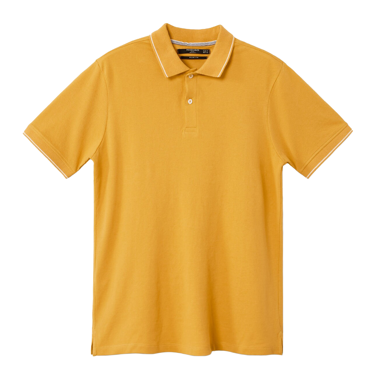 پولوشرت آستین کوتاه مردانه مانگو مدل Y720