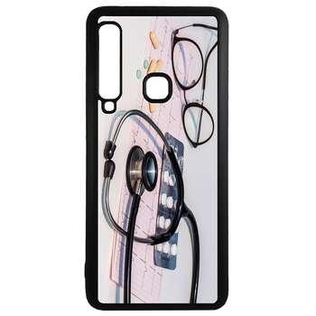 کاور طرح پزشکی کد 11050560 مناسب برای گوشی موبایل سامسونگ galaxy a9 2018