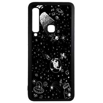 کاور طرح کهکشان کد 11050560 مناسب برای گوشی موبایل سامسونگ galaxy a9 2018