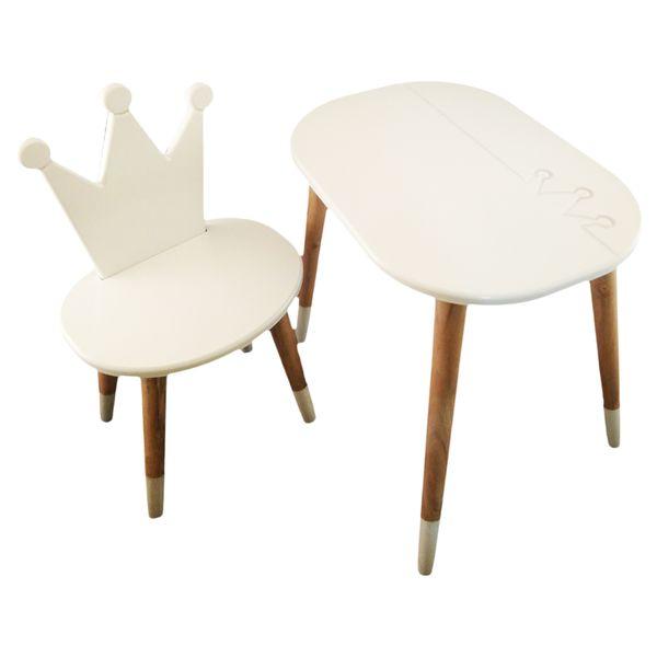 ست میز و صندلی کودک مدل Taj