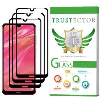 محافظ صفحه نمایش تراستکتور مدل GSS مناسب برای گوشی موبایل هوآوی Y7 Pro 2019 بسته 3 عددی