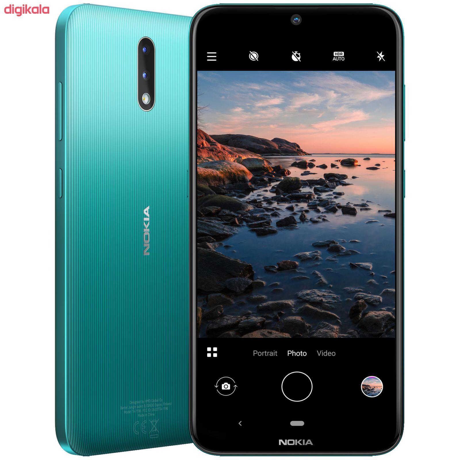گوشی موبایل نوکیا مدل 2.3 TA-1206 دو سیم کارت ظرفیت 32 گیگابایت main 1 2