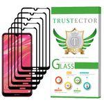 محافظ صفحه نمایش تراستکتور مدل GSS مناسب برای گوشی موبایل هوآوی Y7 Prime 2019 بسته 5 عددی thumb