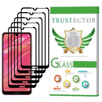 محافظ صفحه نمایش تراستکتور مدل GSS مناسب برای گوشی موبایل هوآوی Y7 Prime 2019 بسته 5 عددی