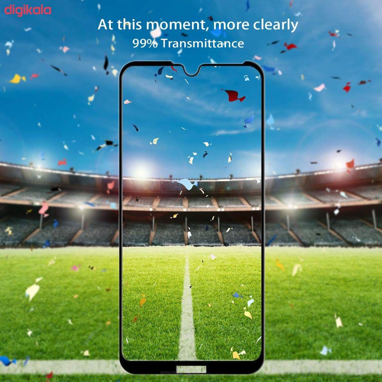 محافظ صفحه نمایش تراستکتور مدل GSS مناسب برای گوشی موبایل هوآوی Y7 Prime 2019 بسته 5 عددی main 1 5