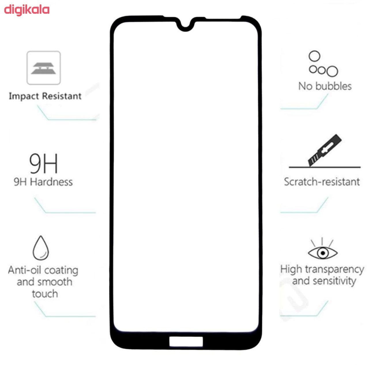 محافظ صفحه نمایش تراستکتور مدل GSS مناسب برای گوشی موبایل هوآوی Y7 Prime 2019 بسته 5 عددی main 1 8