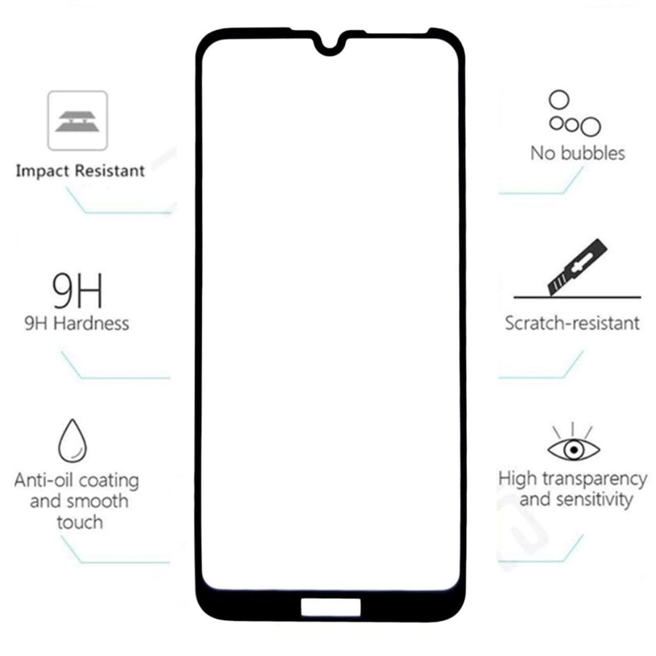 محافظ صفحه نمایش تراستکتور مدل GSS مناسب برای گوشی موبایل هوآوی Y7 Prime 2019 main 1 8