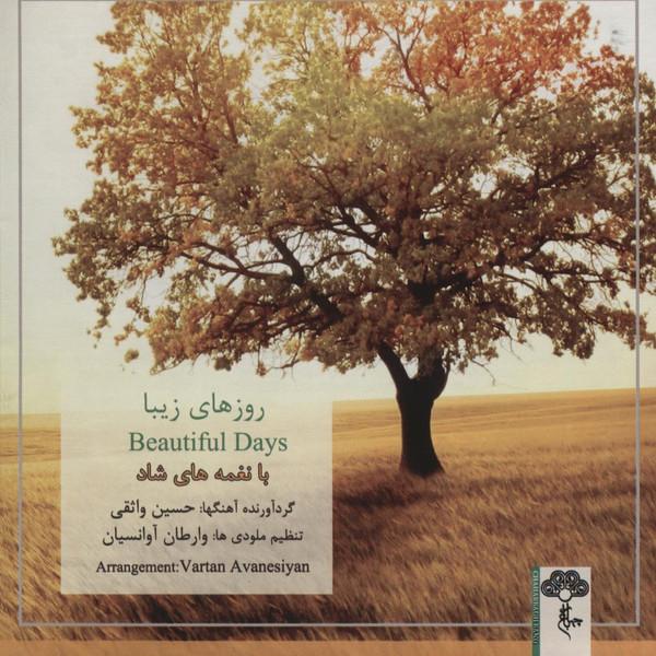 آلبوم موسیقی رزوهای زیبا اثر حسین واثقی