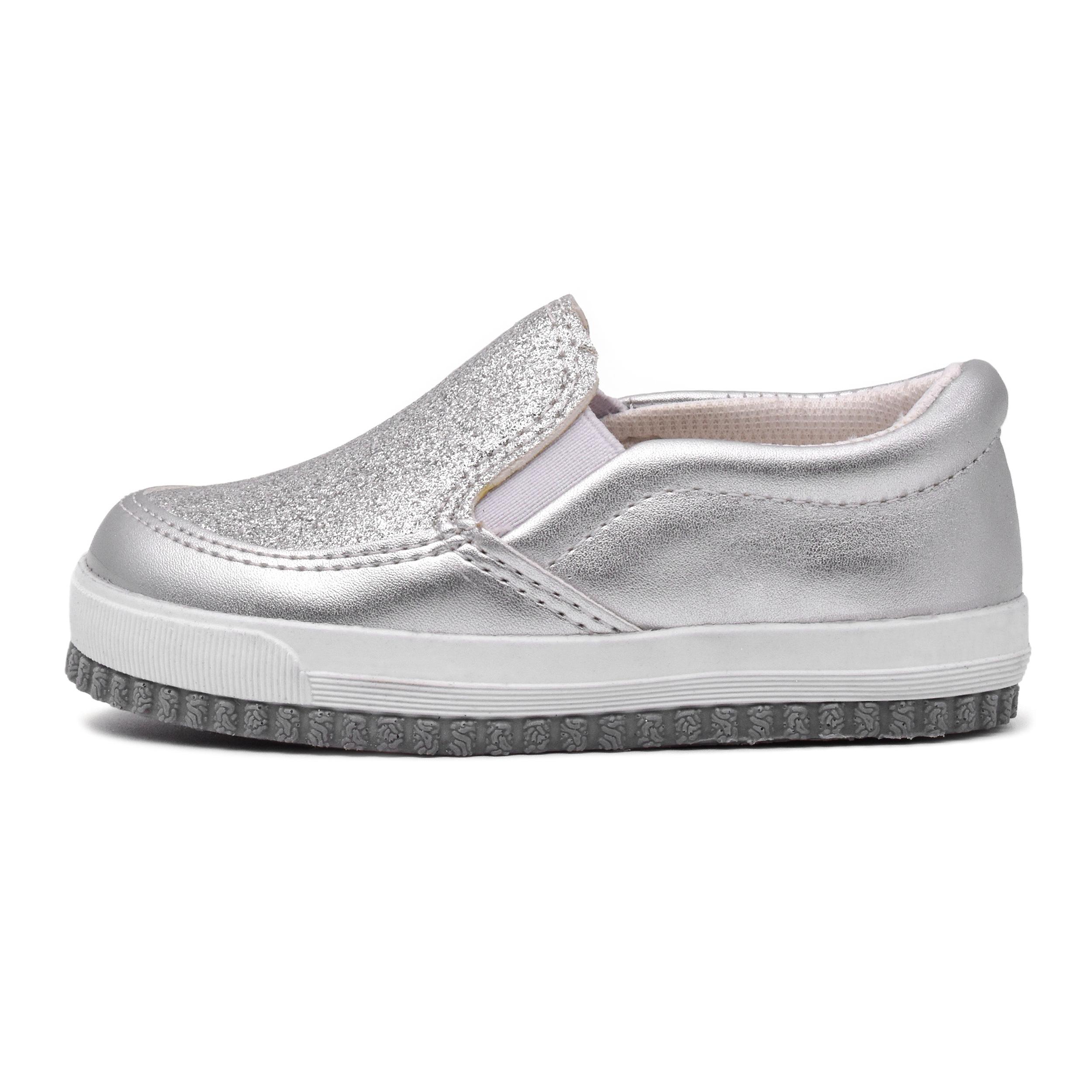 کفش دخترانه پرسیکا مدل مروارید کد 5848