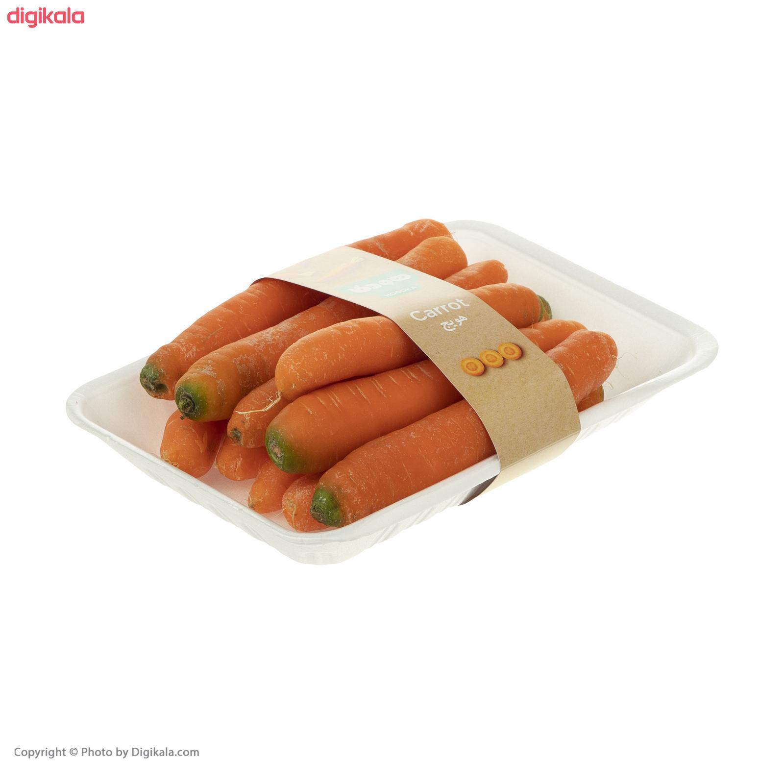 هویج هودکا - 1 کیلوگرم main 1 2