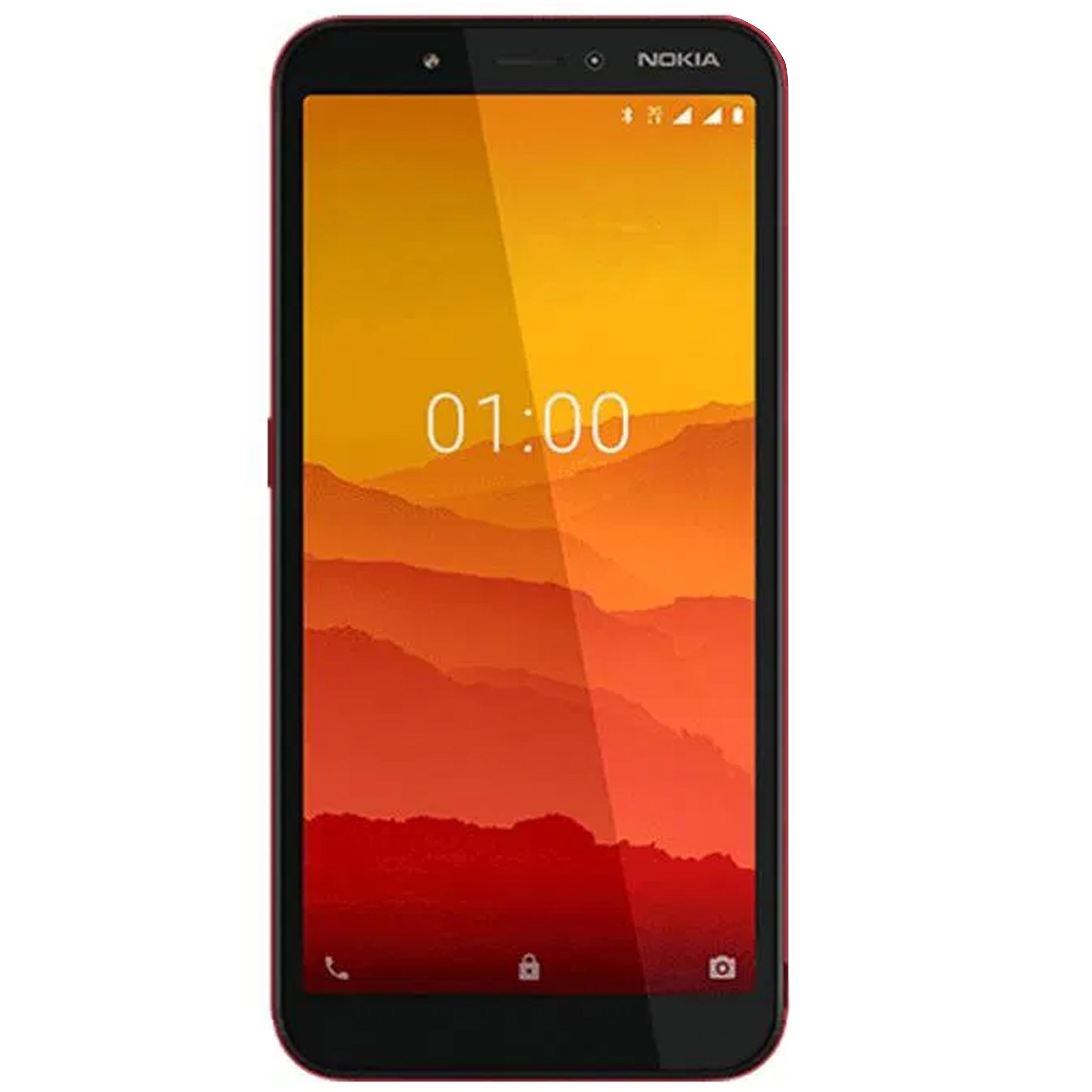 خرید گوشی موبایل نوکیا مدل C1 TA-1165 دوسیم کارت ظرفیت 16 گیگابایت