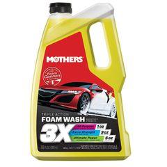 مایع تمیز کننده بدنه خودرو مادرز مدل 05610 حجم2957میلی لیتر