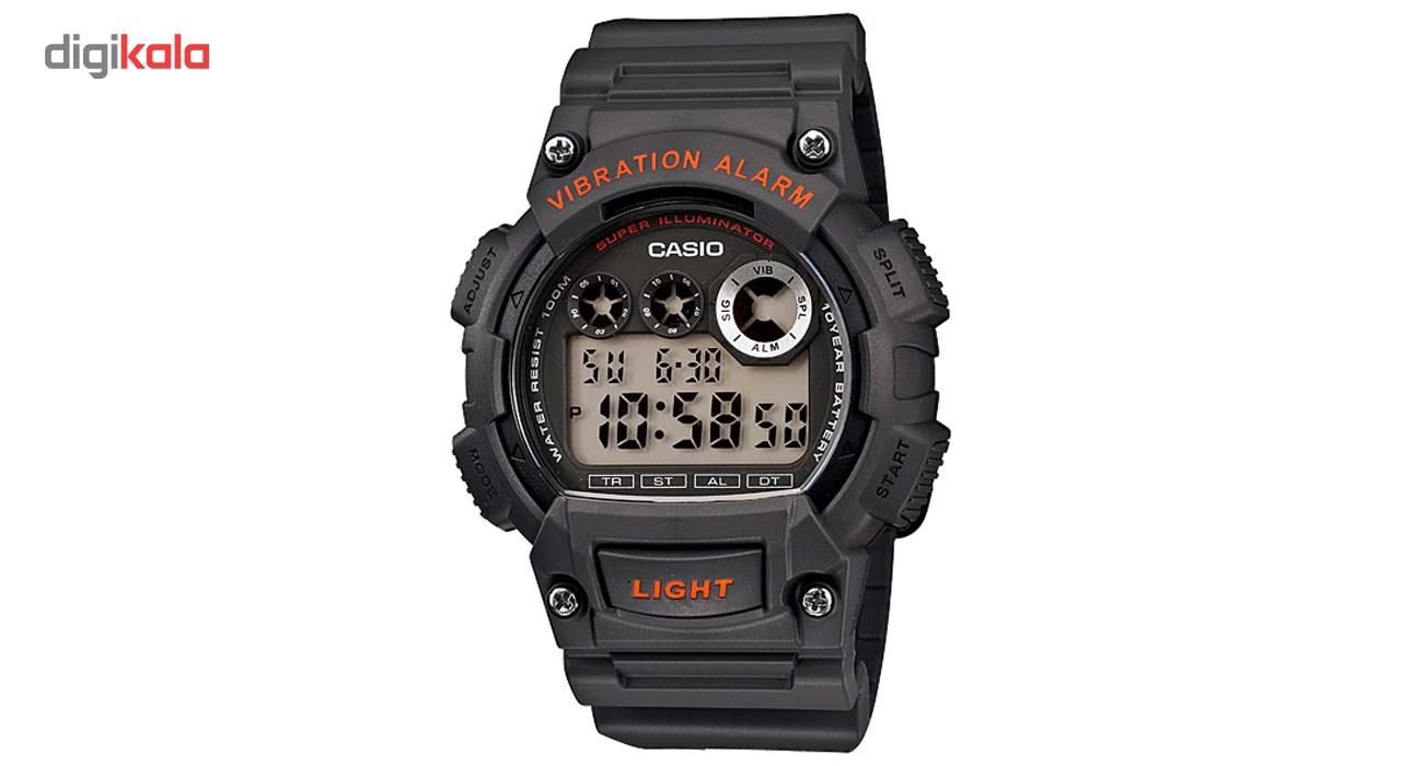 خرید ساعت مچی دیجیتالی مردانه کاسیو مدل  W-735H-8AVDF | ساعت مچی