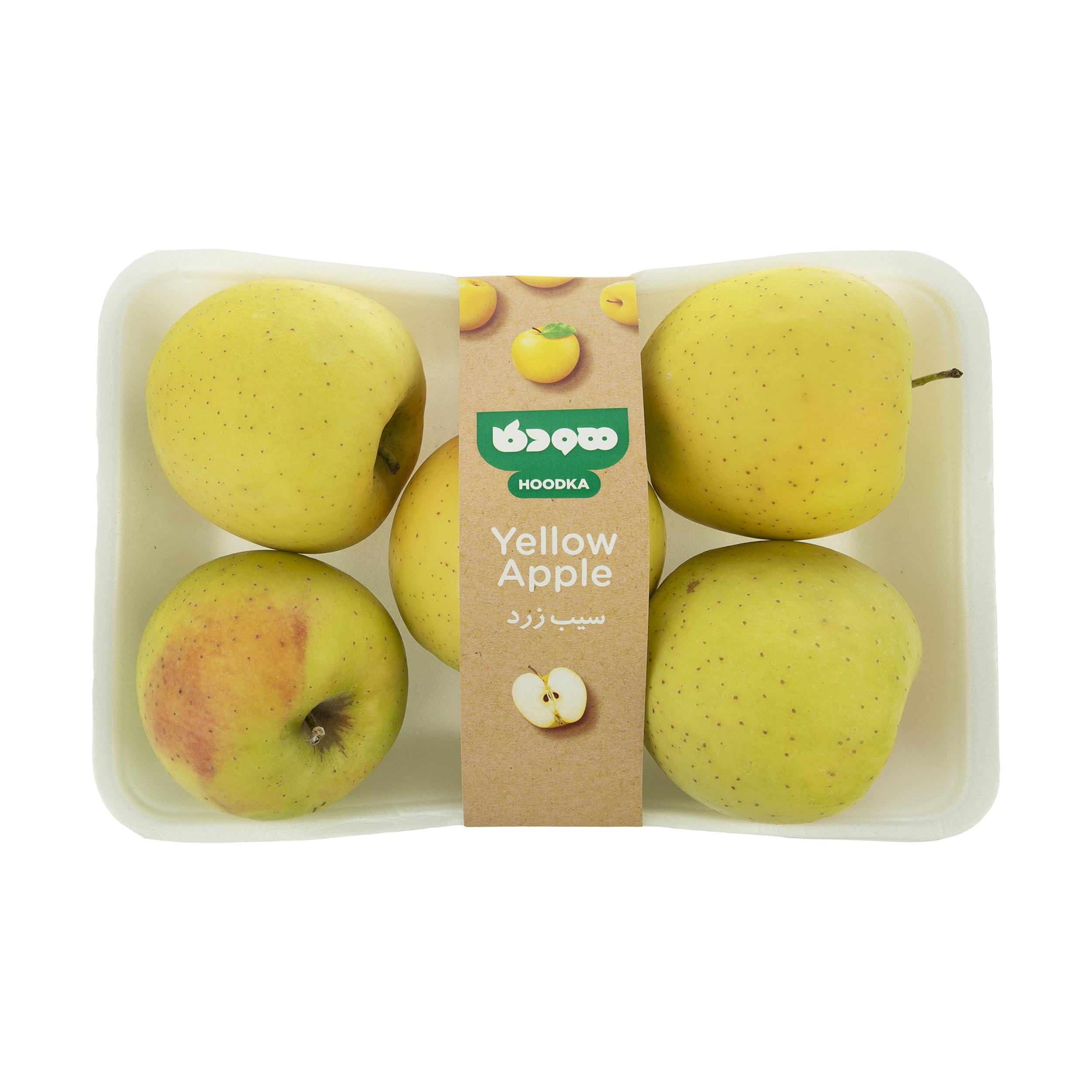 سیب زرد درجه یک هودکا - 1 کیلوگرم