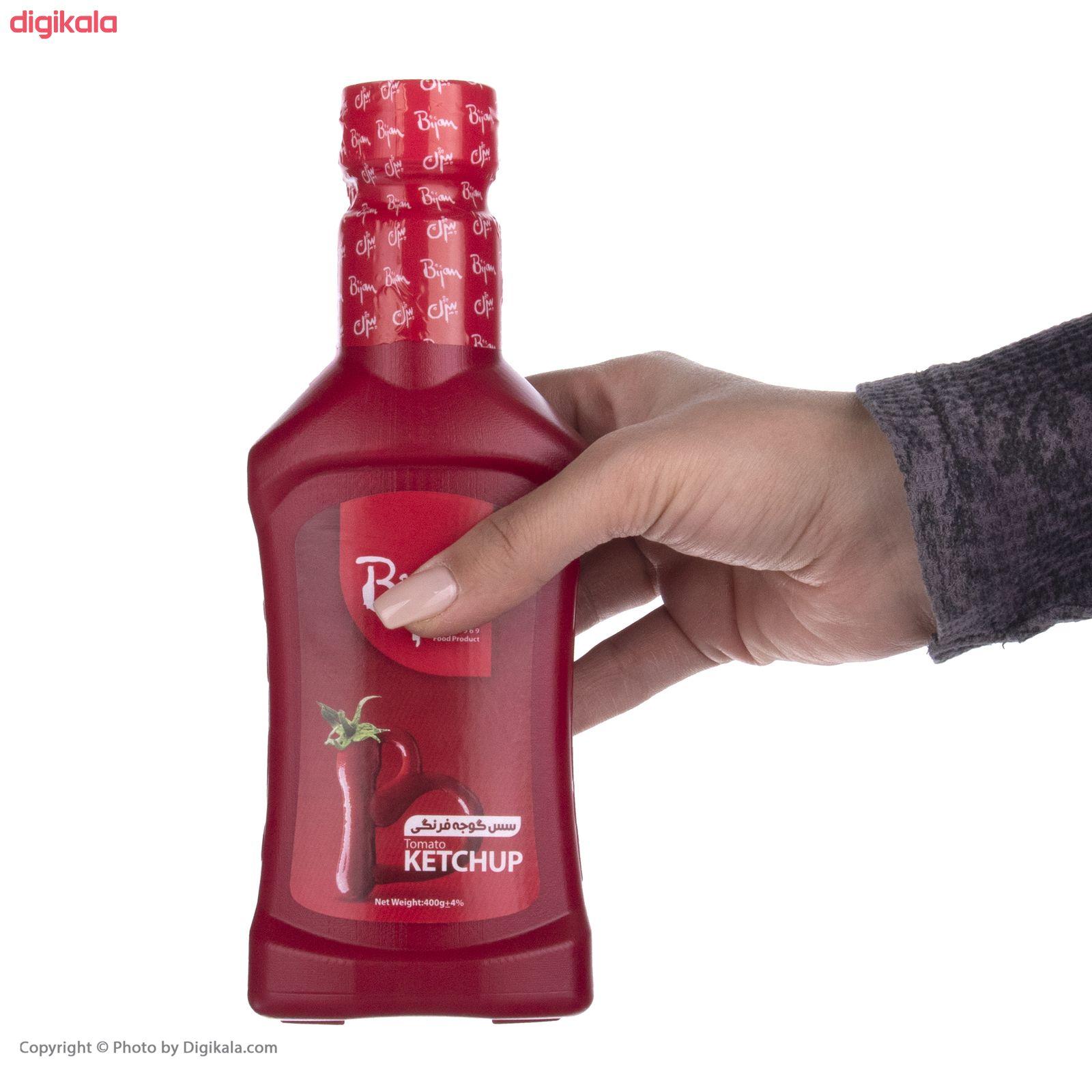 سس گوجه فرنگی بیژن - 400 گرم  main 1 4