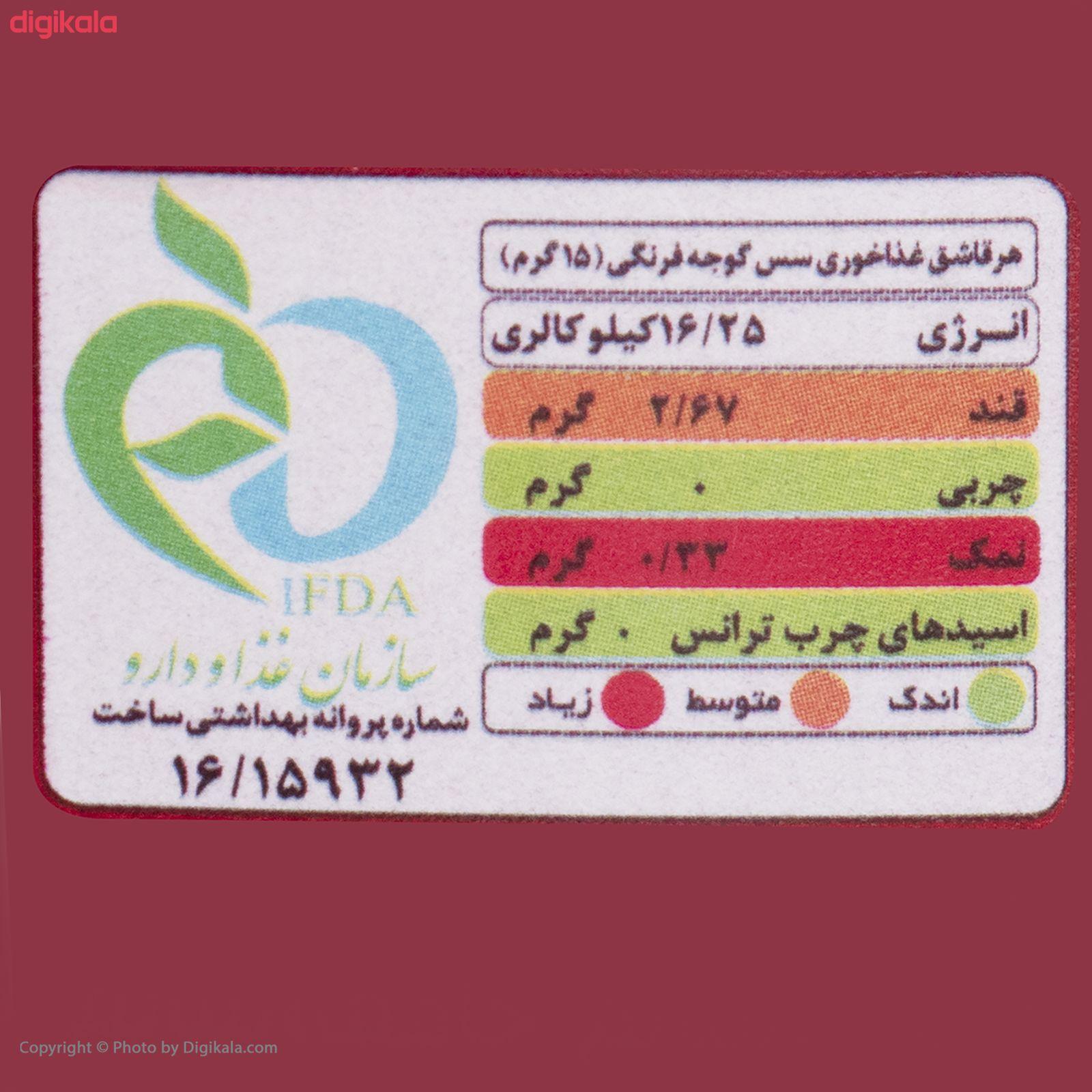 سس گوجه فرنگی بیژن - 400 گرم  main 1 3
