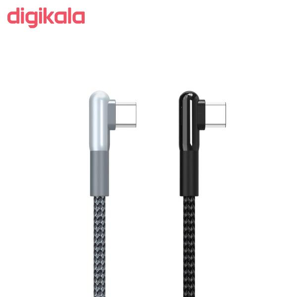 کابل تبدیل USB به USB-C ریمکس مدل RC-155a طول 1 متر main 1 4