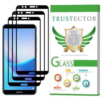 محافظ صفحه نمایش تراستکتور مدل GSS مناسب برای گوشی موبایل هوآوی Y7 Prime 2018 / آنر 7C بسته 3 عددی