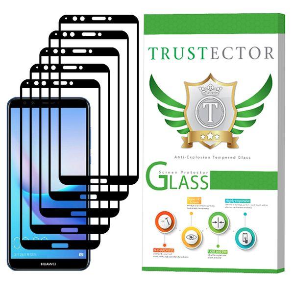 محافظ صفحه نمایش تراستکتور مدل GSS مناسب برای گوشی موبایل هوآوی Y7 Prime 2018 / آنر 7C بسته 5 عددی