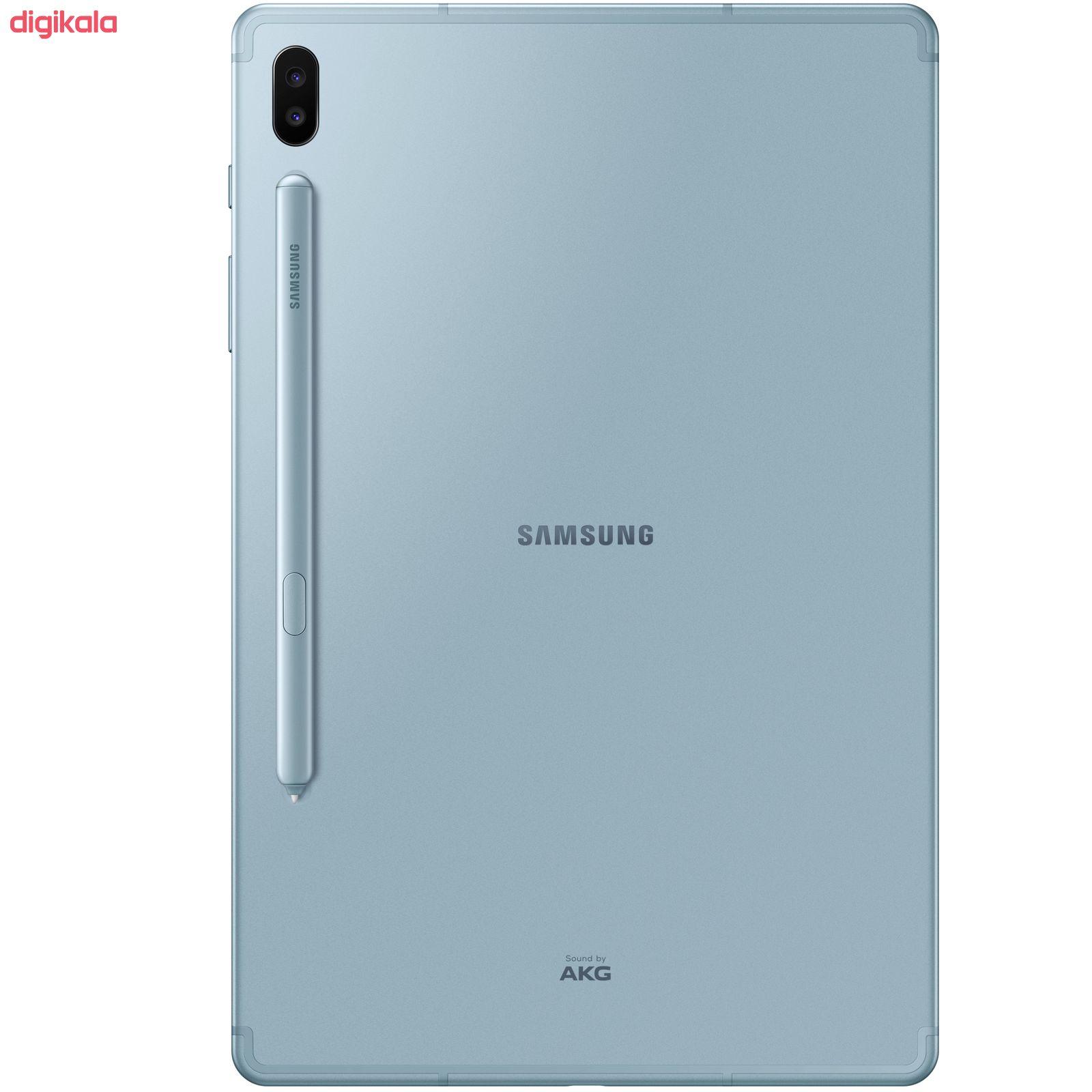 تبلت سامسونگ مدل GALAXY TAB S6 ظرفیت 128 گیگابایت main 1 9