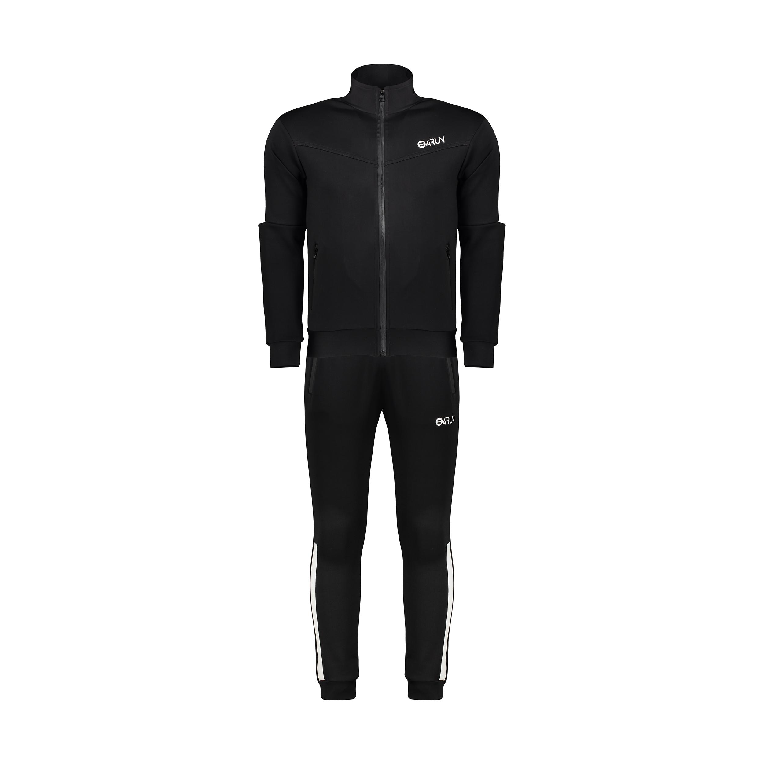 ست سویشرت و شلوار ورزشی مردانه بی فور ران مدل 980218-99