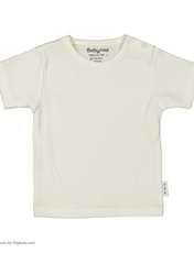 ست سرهمی و تی شرت نوزادی بی بی ناز مدل 1501492-0193 - سفید طوسی - 4