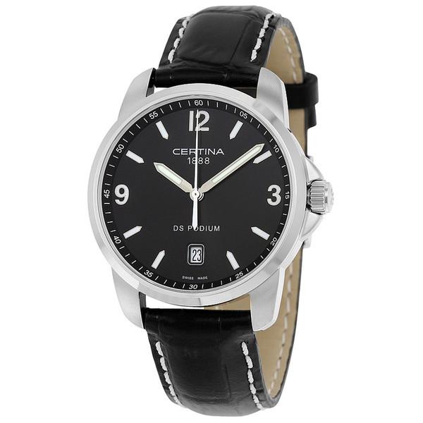 ساعت مچی عقربه ای مردانه سرتینا مدل C0014101605701
