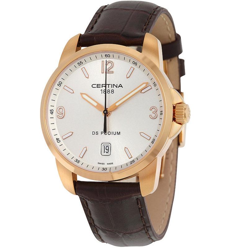 ساعت مچی عقربه ای مردانه سرتینا مدل C0014103603701