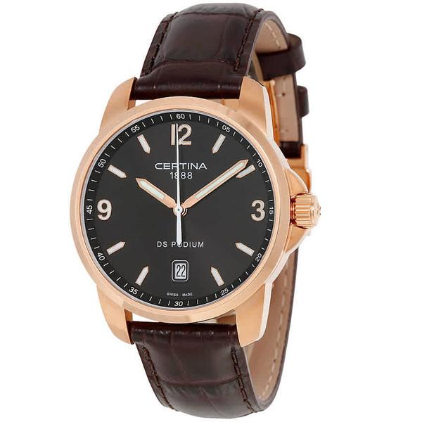 ساعت مچی عقربه ای مردانه سرتینا مدل C0014103605700